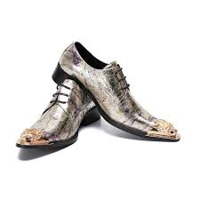 <b>Deification Mens</b> Formal Shoes Genuine <b>Leather</b> Oxford Shoes For ...