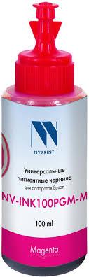 <b>Чернила</b> универсальные <b>NV Print NV</b>-<b>INK100PGM</b>, для Epson ...