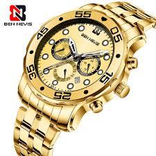 Модные <b>мужские часы Ben</b> Nevis, роскошные повседневные ...