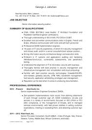 cover letter cover letter template for security objectives resume director resumesecurity objectives for resume medium size security objectives for resume