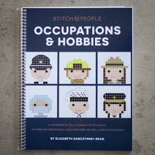 stitch people occupations hobbies