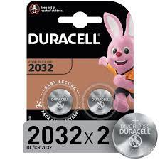 <b>Батарейки литиевые Duracell</b> Specialty 2032 3V (DL2032/CR2032 ...