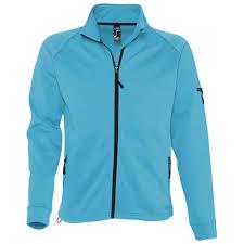 <b>Куртка флисовая мужская New</b> Look Men 250, бирюзовая ...