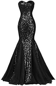 Sparkly Mermaid Prom Dress - Amazon.com