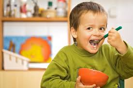 Image result for Sleep-deprived kids eat more