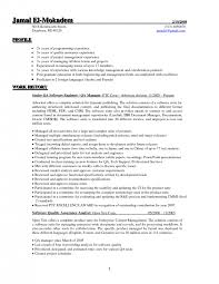 sample qa resume sample qa resume gallery photos the most quality assurance resume example qa sample resume format for quality engineer