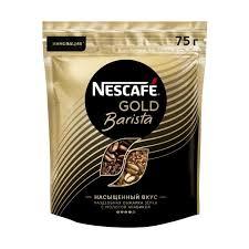 Купить <b>Кофе растворимый Nescafe</b> Gold Barista с добавлением ...