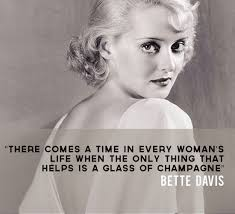 Greatest eleven stylish quotes about bette davis pic French ... via Relatably.com
