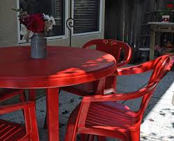 red plastic patio chairs cheap plastic patio furniture