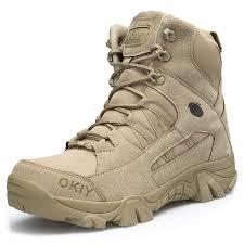 <b>AILADUN Men</b> Boots Light Khaki EU 41 Boots <b>Sale</b>, Price ...