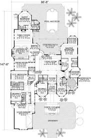 Floor Plans AFLFPW   Story New American Home      Coastal Style Floor Plans   Square Foot Home   Story  Bedroom and