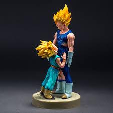 <b>Dragon Ball Z</b> Dramatic Showcase Super Saiyan Vegeta And Trunks ...