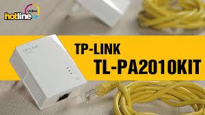 TP-LINK TL-PA2010KIT - экспресс-обзор <b>Powerline</b>-<b>адаптера</b> ...