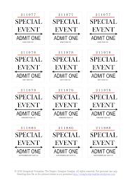 doc tickets printable printable admit one ticket doc500231 printable tickets for events printable tickets printable