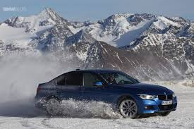 What Is Bmw Xdrive Bmw 335d Xdrive Lci With M Sport Package Playing In Snow