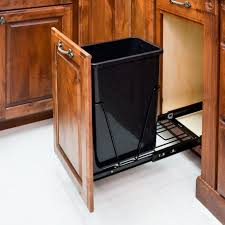 Kitchen Cabinet Garbage Drawer Large Kitchen Trash Can Medium Size Of Kitchen Lowes Pull Out