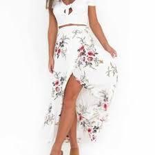 <b>Women</b> Floral Wrap Skirt Irregular 2019 New <b>Summer Women</b> Sexy ...
