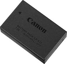 Rechargeable Lithium-Ion Battery for <b>Canon LP</b>-<b>E17</b> 9967B002 ...