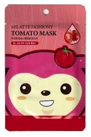 <b>Маска тканевая для</b> лица с экстрактом томата Fashiony Tomato ...