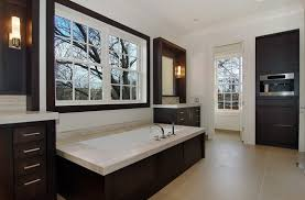 view full size brown bathroom furniture