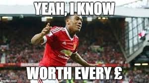Anthony Martial Continues to Justify Hefty Price Tag - Doublie via Relatably.com