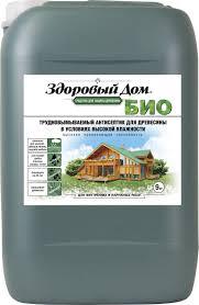 <b>Здоровый</b> дом Био <b>деревозащитное средство</b> 9 кг, купить в ...