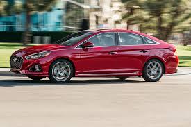 <b>2018 Hyundai</b> Sonata 2.0T First Test Review: Quicker and More Agile