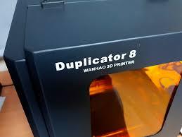 Обзор <b>3D принтера Wanhao Duplicator</b> 8 - профессиональные ...