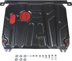 <b>Защита картера</b> и КПП <b>Автоброня для</b> Hyundai Solaris 2011-2016 ...