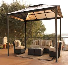 gazebo furniture ideas image of outdoor furniture gazebo ideas backyard furniture ideas