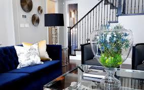 living room decorating ideas blue sofa best blue dark trendy living room
