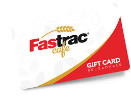 Reloadable Fastrac Gift Card - Fastrac