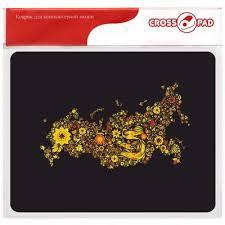 <b>Коврик</b> для мыши <b>Cross Pad</b> CPO042 черный – выгодная цена ...