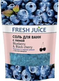 Fresh Juice Blueberry & Black Cherry - <b>MAKEUP</b>