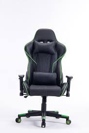 China <b>High Quality Leather</b> Modern Raclining Racing <b>Office</b> Luxury ...