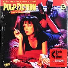<b>САУНДТРЕК</b> - <b>PULP FICTION</b>, купить виниловую пластинку ...