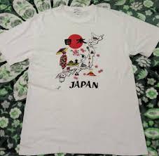 Art <b>Japan</b> Map <b>Geisha</b> Print <b>T Shirt</b> | Grailed