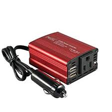 car power inverter dc 12v to ac 110v 1000w vehicle usb adapter converter supply switch on board charger g6kc