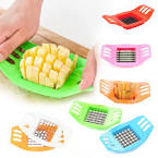 <b>1PCS Potato Chip Cutter</b> Stainless Steel Cutter Vegetable French ...