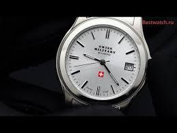 Обзор кварцевых <b>часов Swiss military SM34002</b>.01, <b>SM34002</b>.02 ...