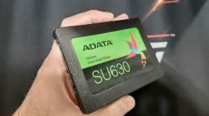 Тест нового SSD <b>накопителя ADATA Ultimate</b> SU630: технология ...