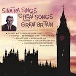 Sinatra Sings Great Songs from Great Britain album by Frank Sinatra