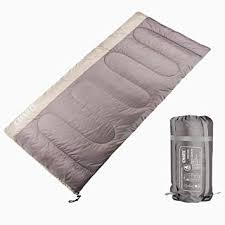 cmarte Sleeping Bag, Backpacking Cotton Envelope ... - Amazon.com