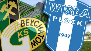 Image result for logo GKS Belchatow vs Wisla Plock