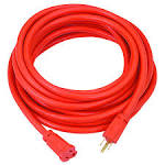 12 Ft outdoor extension cord