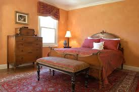 image credit designs by jennifer owen llc burnt orange furniture