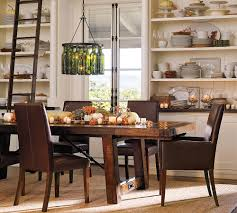 pottery barn style dining table: image of remodeling pottery barn dining table