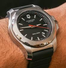 Обзор <b>часов Victorinox Swiss Army</b> INOX в сети Швейцарский стиль