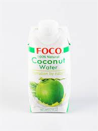 Кокосовая вода <b>330</b> мл <b>Foco</b> 11469183 в интернет-магазине ...