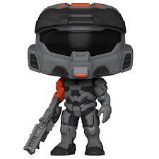 <b>Фигурка Funko POP</b>! Vinyl Games <b>Halo</b> Infinite Spartan Mark VII w ...